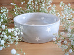 oh starry night small pet bowl