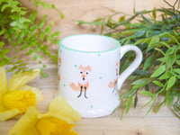 frankie fox kids mug