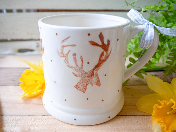 stanley the stag daddy mug