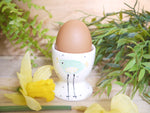 rita retro chicken egg cup