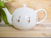 frankie fox small teapot