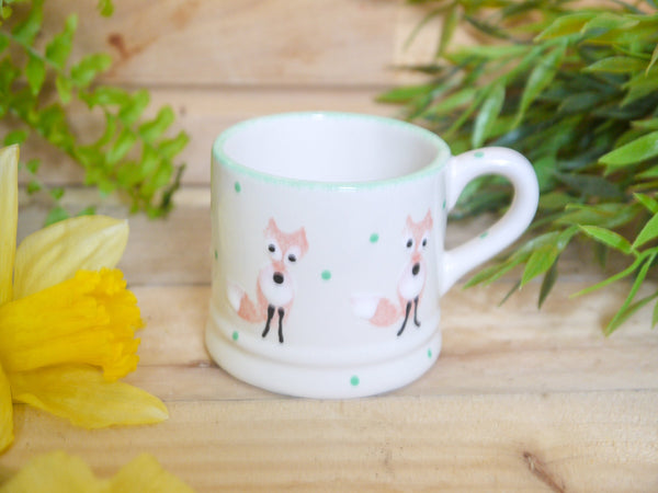 frankie fox mini mug