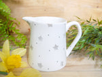 starburst grey medium jug