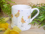 cheryl the cheeky chicken mummy mug
