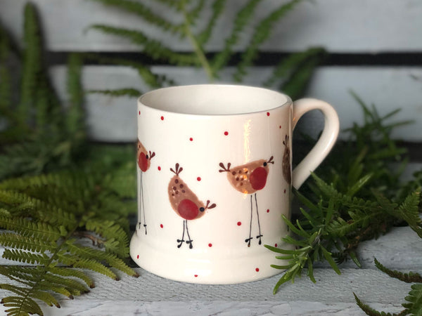 rupert the robin mummy mug