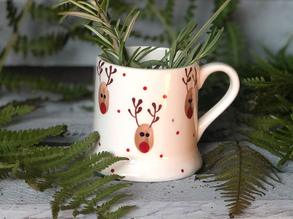 ralph the reindeer mummy mug