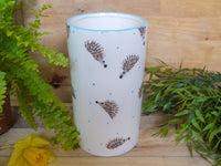 hector hedgehog straight vase