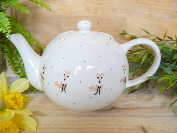 frankie fox large teapot
