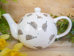 hector hedgehog large teapot