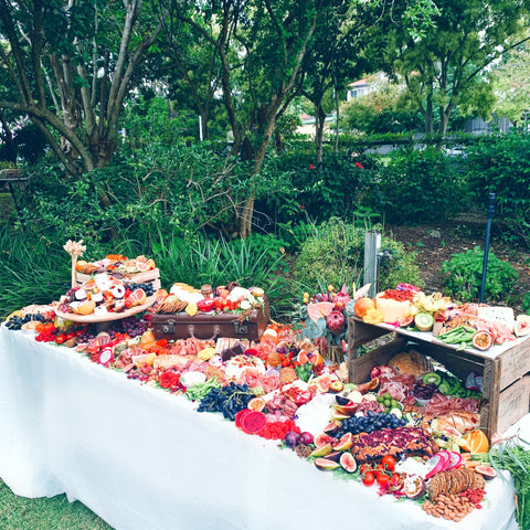 Grazing Table - 2.5 Metre - Platter Up Co