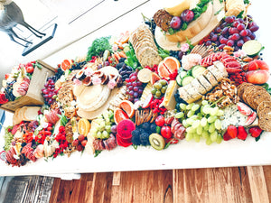 Load image into Gallery viewer, Grazing Table - 1.5 Metre - Platter Up Co