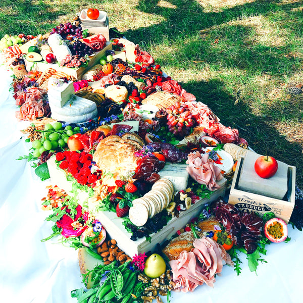 Grazing Table - Per Head - Platter Up Co