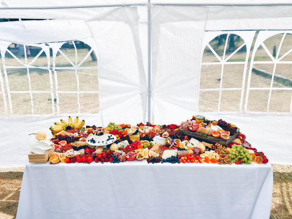 Grazing Table - 2 Metre - Platter Up Co