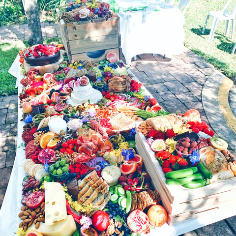 Grazing Table - 1.5 Metre - Platter Up Co