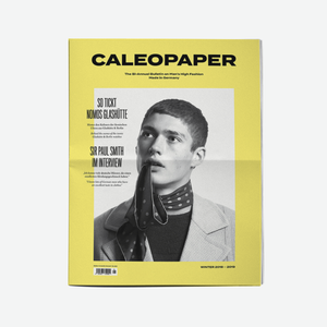 CALEOPAPER Winter 2018–2019