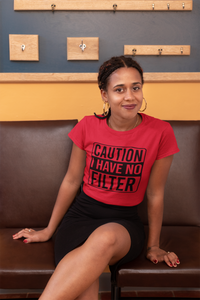 Caution - Short-Sleeve Unisex T-Shirt