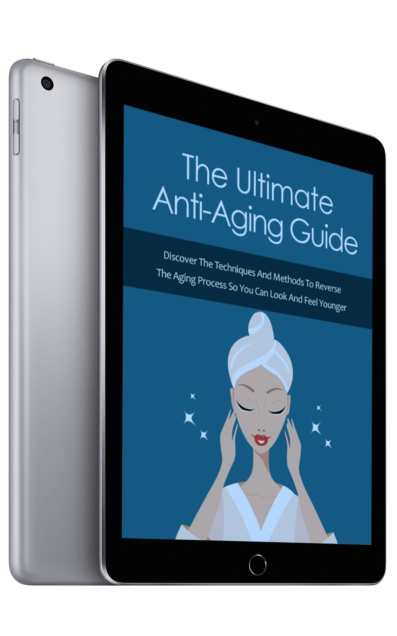 The Ultimate Anti-Aging Guide (eBook)