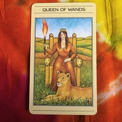 Card of the Day: Queen of Wands