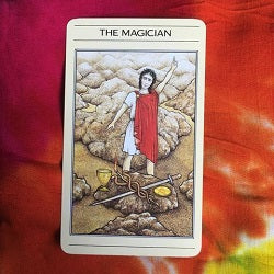 Card of the Day: The Magician