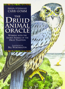 Druid Animal Oracle Cards and Book set