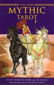 New Mythic Tarot & Book Gift Set