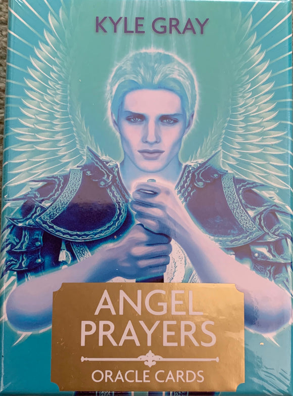 Angel Prayer Oracle Cards