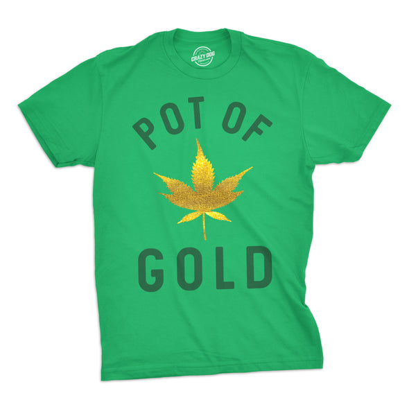 Pot Of Gold Men's Tshirt
