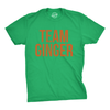 Team Ginger Men's Tshirt