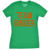 Team Ginger Women's Tshirt