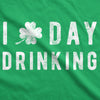 I Clover Day Drinking Men's Tshirt