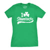 I Clover Shamrocks Women's Tshirt