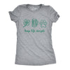Life Is Simple Women's Tshirt