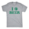 I Clover Beer Men's Tshirt
