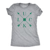 Luck Arrows Women's Tshirt