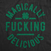 Magically Fucking Delicious Women's Tshirt
