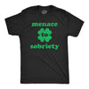 Menace To Sobriety Men's Tshirt