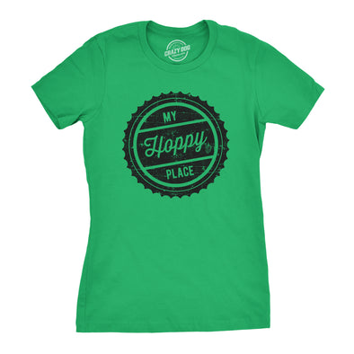 My Hoppy Place Women's Tshirt