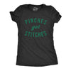 Pinches Get Stitches Women's Tshirt