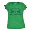 Shake Your Shamrocks Women's Tshirt