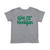 Wee Lil Hooligan Toddler Tshirt
