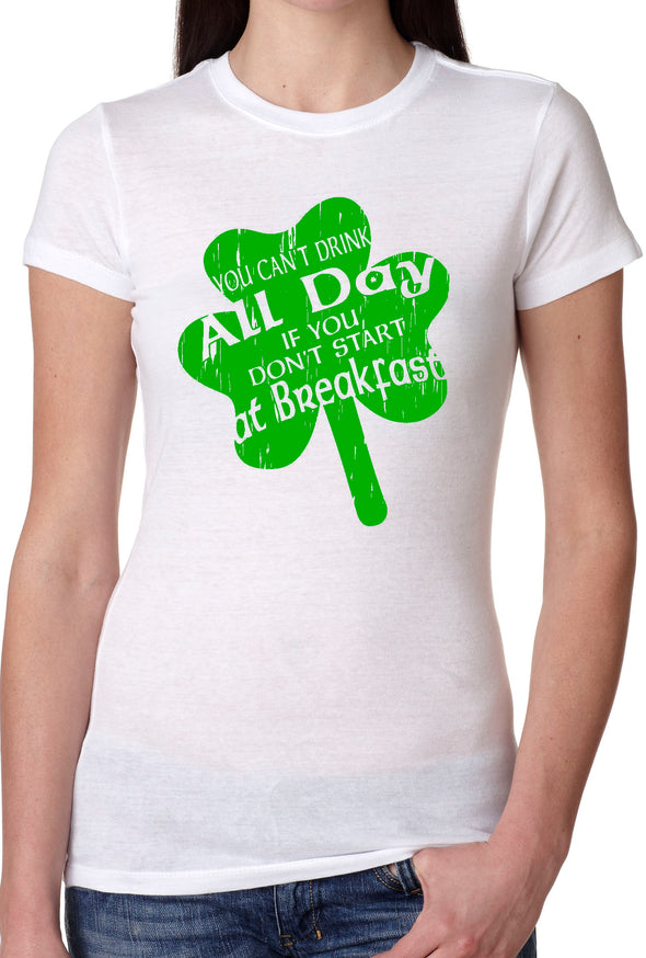 Drink All Day Women's Tshirt