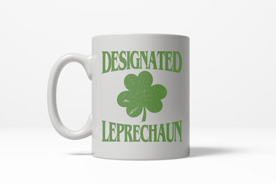Designated Leprechaun Mug
