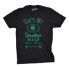 She's My Drunker Half Men's Tshirt
