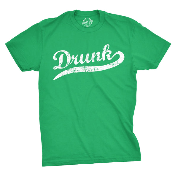 Drunk Men's Tshirt