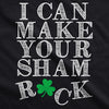 I Can Make Your Shamrock Women's Tshirt
