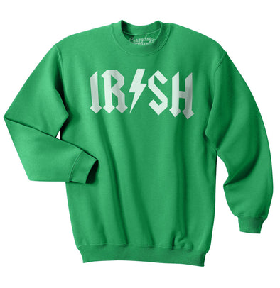 Irish Rockstar Crew Neck Sweatshirt