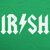 Irish Rockstar Men's Tshirt