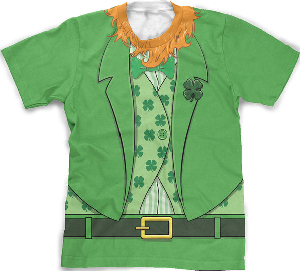 Leprechaun Costume Men's Tshirt