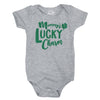 Mommy's Lucky Charm Baby Bodysuit