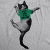 Pet Me I'm Irish Men's Tshirt